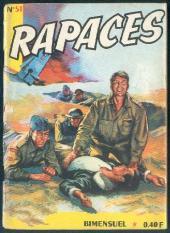 Rapaces (Impéria) -51- Force X