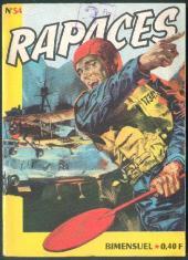 Rapaces (Impéria) -54- Dangereuse réputation