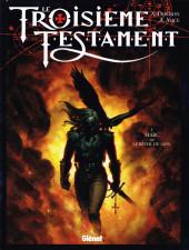 Le troisième Testament -1- Marc ou le réveil du Lion