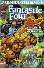 Fantastic Four (Renaissance des héros) -1- Fantastic Four 1