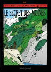 Une enquête du commissaire Vaurient -2- Le Secret des moines