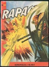 Rapaces (Impéria) -94- La base hantée