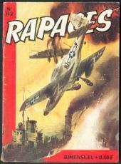 Rapaces (Impéria) -112- Bombes volantes