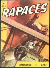 Rapaces (Impéria) -126- Les canons de Sorrella