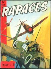 Rapaces (Impéria) -151- Guerriers du ciel