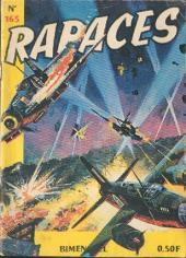 Rapaces (Impéria) -165- Bombes parties - Mission spéciale