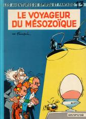 Spirou et Fantasio -13d84- Le voyageur du mésozoïque
