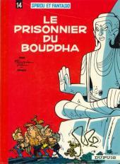 Spirou et Fantasio -14f86- Le prisonnier du Bouddha