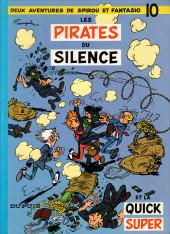 Spirou et Fantasio -10d84- Les pirates du silence
