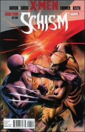 X-Men: Schism (2011) -4- Schism