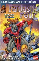 Fantastic Four (Renaissance des héros) -11- Fantastic Four 11