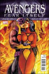 Avengers (The) (2010) -17- Fear itself
