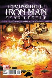 Invincible Iron Man (2008) -508- Fear itself part 5 : if i ever get out of here