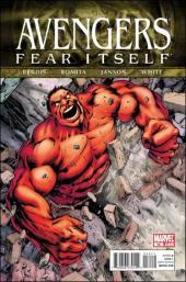 Avengers (The) (2010) -14- Fear itself