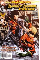 Flashpoint: Wonder Woman and the Furies (2011) -3- Part three: cataclysm