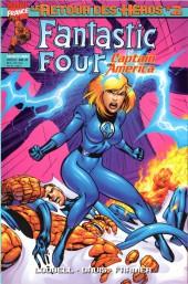 Fantastic Four (Retour des héros) -2- De trompeuses apparences