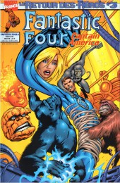 Fantastic Four (Retour des héros) -3- La fin de Red Richards ?