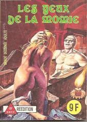 Les grands classiques de l'épouvante -48- Les yeux de la momie
