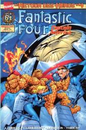 Fantastic Four (Retour des héros) -4- L'union fait la force