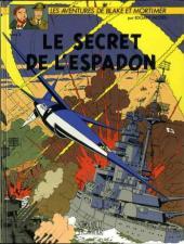 Blake et Mortimer -3b96- Le Secret de l'Espadon - Tome 3