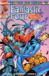 Fantastic Four (Retour des héros) -5- La puissance et la gloire