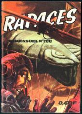 Rapaces (Impéria) -188- Radar raider !