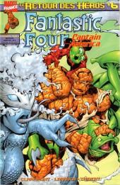 Fantastic Four (Retour des héros) -6- La puissance et la gloire (2)