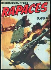 Rapaces (Impéria) -205- Spitfire rivaux