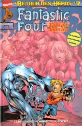 Fantastic Four (Retour des héros) -7- Jane se déchaîne