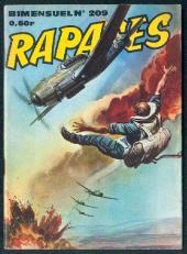 Rapaces (Impéria) -209- Atterrissage forcé - Sables brûlants