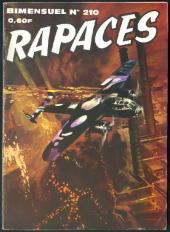 Rapaces (Impéria) -210- Le défi du feu