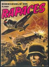 Rapaces (Impéria) -214- Les aigles volent haut