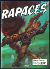 Rapaces (Impéria) -218- J'irai seul !
