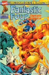 Fantastic Four (Retour des héros) -8- Avis de tempête