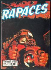 Rapaces (Impéria) -221- Patrouille atlantique - L'avion suicide