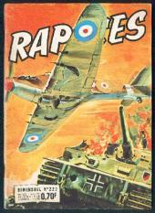 Rapaces (Impéria) -222- Escadrille spéciale