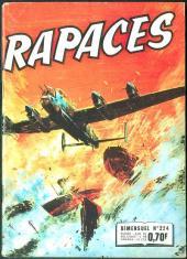 Rapaces (Impéria) -224- Réhabilitation - Vocation - Le naufragé de l'espace - Le clown