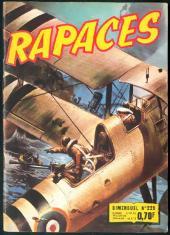Rapaces (Impéria) -229- Peur de la peur - Duel dans le ciel