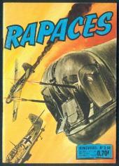 Rapaces (Impéria) -230- Identité inconnue - Cas d'urgence - Duel sans arme