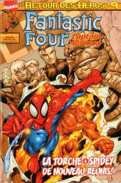 Fantastic Four (Retour des héros) -9- La torche & spidey de nouveau réunis !