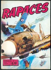 Rapaces (Impéria) -234- Lien invisible