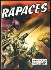 Rapaces (Impéria) -235- Épitaphe pour un héros - La cible - L'adieu