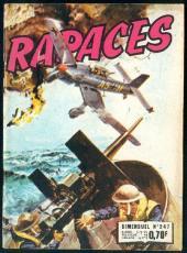 Rapaces (Impéria) -247- Les ailes invincibles - Le passager clandestin - Vol de vérification