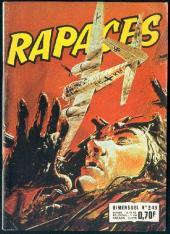 Rapaces (Impéria) -249- Nuage mortel - Parti à la pêche - La grande peur