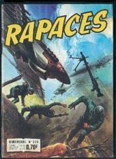 Rapaces (Impéria) -250- Une mission d'essai - Dernier coup de feu - La preuve