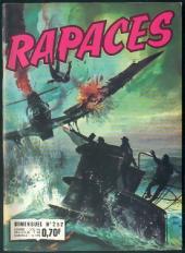 Rapaces (Impéria) -252- La vieille équipe - Les vieux loups - Neuf vies