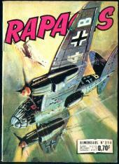 Rapaces (Impéria) -254- Les vieux pilotes ne meurent jamais