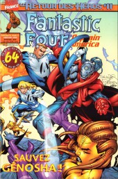 Fantastic Four (Retour des héros) -11- Il faut sauver Genosha !