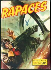 Rapaces (Impéria) -257- La vieille équipe - Objectif Tokyo