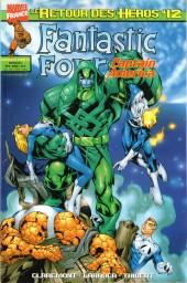Fantastic Four (Retour des héros) -12- Moi, Ronan